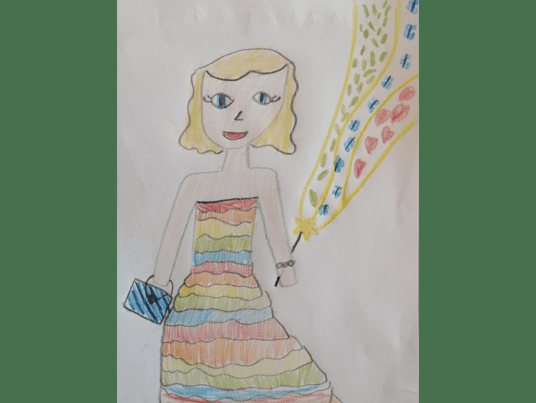 Marysia 7 lat