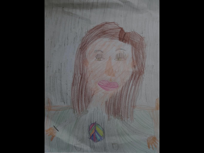 Milenka 8 lat